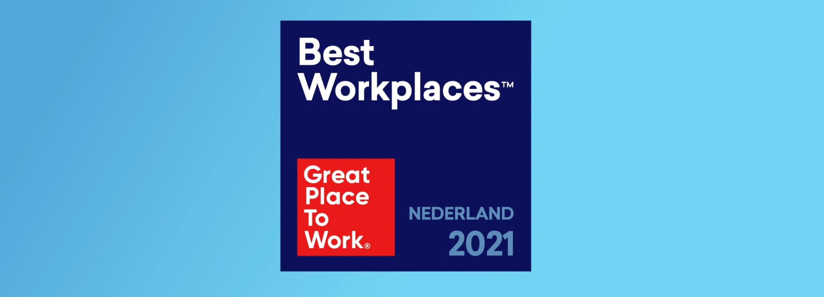 Great Place to Work for All!